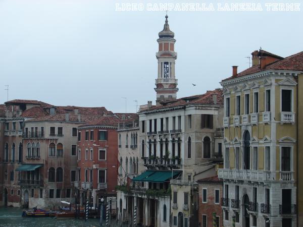 Gita a Venezia e Rimini - Aprile 2008