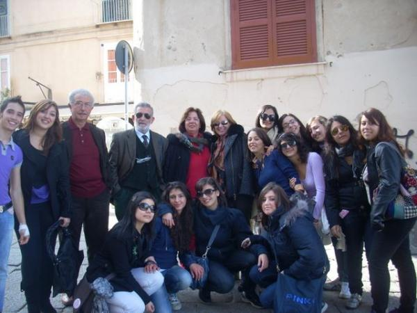 Gemellaggio con l'Istituto G.B. Amico di Trapani - Novembre 2009