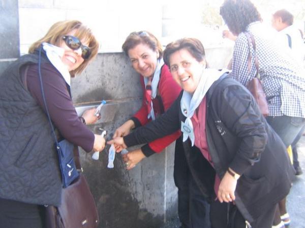 Viaggio di istruzione a Lourdes - maggio 2009